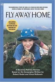 Cover of: Fly Away Home | Patricia Hermes