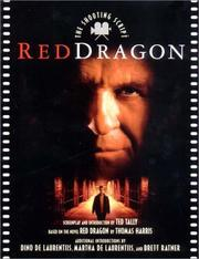 Cover of: Red dragon | Ted Tally