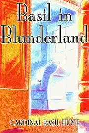 Cover of: Basil in blunderland