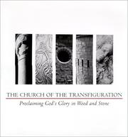 Cover of: The Church of the Transfiguration | Martin Shannon