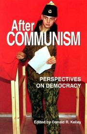 Cover of: After communism |