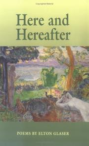 Cover of: Here and hereafter