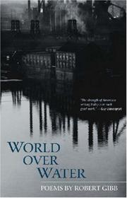 Cover of: World over Water