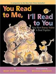 Cover of: You read to me, I'll read to you