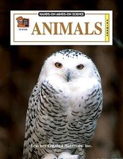 Cover of: Animals (Hands-On Minds-On Science Series) | PATTY CARRATELLO
