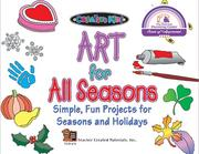 Cover of: Art for all seasons | Susie Alexander