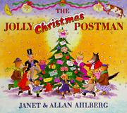 Cover of: Jolly Christmas Postman by Janet Ahlberg, Allan Ahlberg