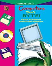 Cover of: Computers Don