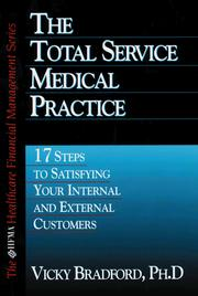Cover of: The total service medical practice