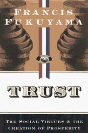 Cover of: Trust