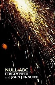 Cover of: Null-ABC