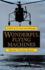 Cover of: Wonderful flying machines