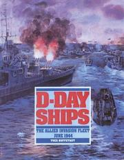 Cover of: D-Day ships