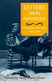 Cover of: Letters from Annapolis