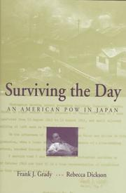 Cover of: Surviving the day