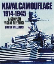 Cover of: Naval Camouflage 1914-1945 | David Williams