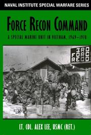 Force Recon command by Alex Lee