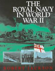 Cover of: The Royal Navy in World War II