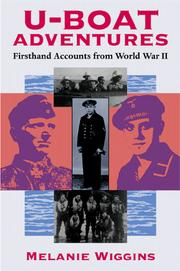 Cover of: U-boat adventures
