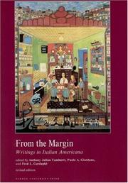Cover of: From the margin