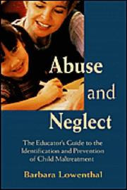 Cover of: Abuse and Neglect