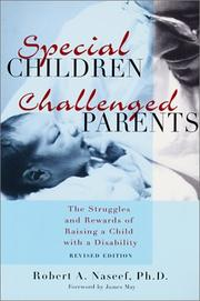 Cover of: Special children, challenged parents
