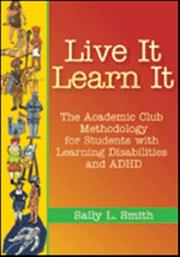 Cover of: Live It, Learn It