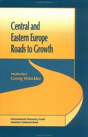 Cover of: Central and Eastern Europe