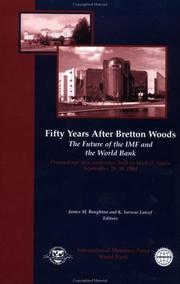 Cover of: Fifty Years After Bretton Woods