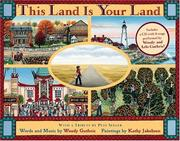 Cover of: This land is your land