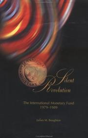 Cover of: Silent Revolution