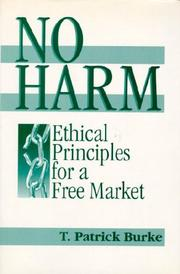 No harm by Burke, T. Patrick