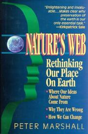 Cover of: Nature's web | Peter H. Marshall