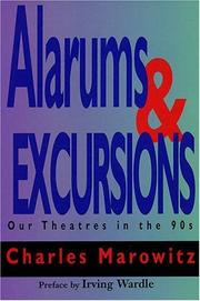 Cover of: Alarums & excursions