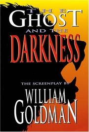 Cover of: The Ghost and the Darkness