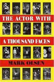 Cover of: The actor with a thousand faces