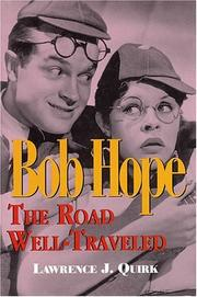 Cover of: Bob Hope: The Road Well-Traveled