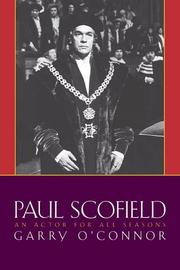 Cover of: Paul Scofield
