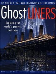 Cover of: Ghost liners