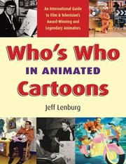 Cover of: Who's Who in Animated Cartoons