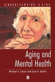 Cover of: Aging and Mental Health