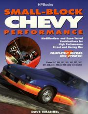 Cover of: Small-block Chevy performance