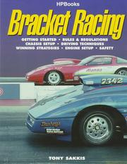 Cover of: Bracket racing