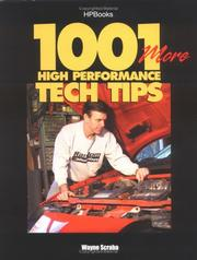 Cover of: 1001 More High Performance Tech Tips HP1429