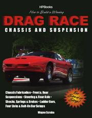 Cover of: How to Build a Winning Drag Race Chassis and SuspensionHP1462