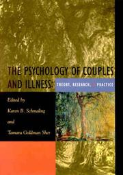 Cover of: The Psychology of Couples and Illness |