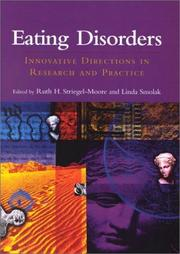 Cover of: Eating Disorders |