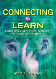Cover of: Connecting to learn