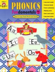 Cover of: Phonics Fundamentals, Vol. 2 (Phonics Fundamentals)