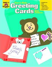 Cover of: How to make greeting cards